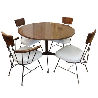 Richard McCarthy Mid Century Modern Dining Set