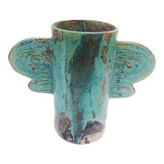 Organic Modern Sculptural Ceramic Stoneware Vase