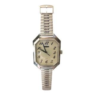 Manix Oversized Wrist Watch Wall Clock
