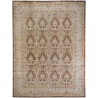 """Oushak Hand Knotted Area Rug - 7'10"""" X 10'2"""""""