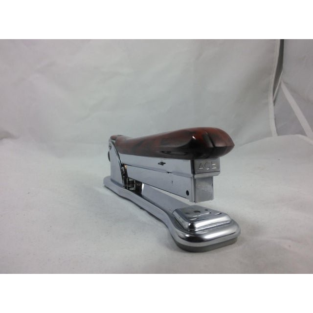 Image of Mid-Century Ace Liner Executive Stapler Model 502