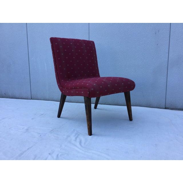 196039s Modern Slipper Chair Chairish