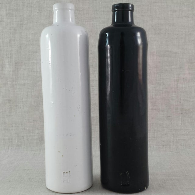 James Beam Stoneware Bottles - A Pair - Image 2 of 9