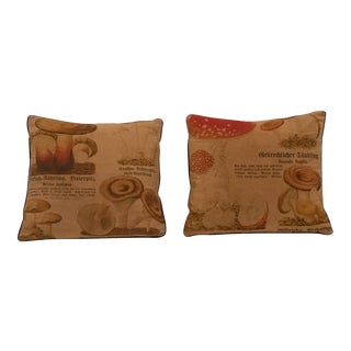 Design Legacy Botanical Pillows - A Pair