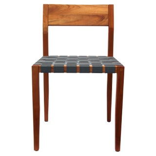 Design Within Reach Rusa Teak Side Chair
