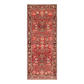 "Apadana - Vintage Persian Hamadan Rug, 3' x 9'2"""