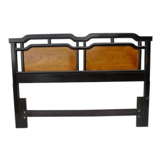 Thomasville Asian Inspired Queen Size Headboard