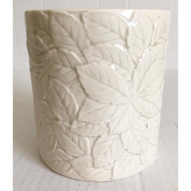 Strawberry Relief Ceramic Cachepot - Image 6 of 7
