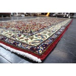 "Image of Apadana - Red Persian Runner Rug - 4' x 10'1"""