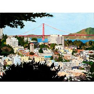 Golden Gate Bridge - Giclee Print