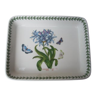 Portmeirion Rectangular Baking Dish