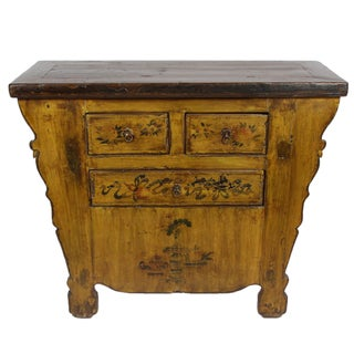 Antique Gansu Cabinet