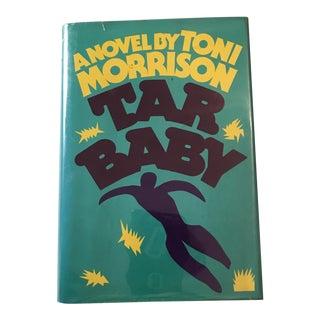 "Toni Morrison ""Tar Baby"" 1st Edition W/Dj Book"