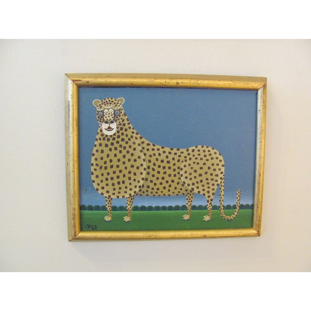 Shigeo Okumura Original Oil Paintings - Image 3 of 5