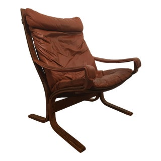 Westnofa Leather Siesta Chair