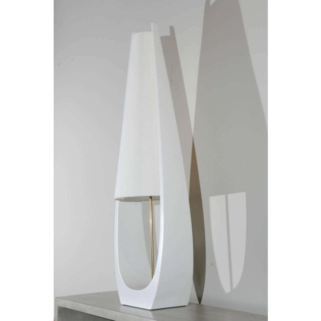 Image of Wishbone Table Lamp
