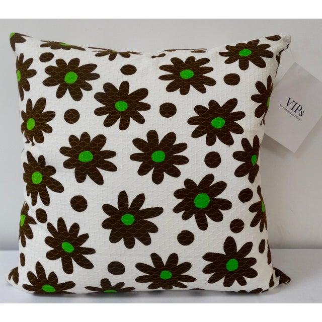 1970's Pop Art Pillows - Set of 3 - Image 3 of 4