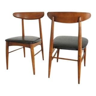 Danish Mid-Century Dining Chairs- Set of 6