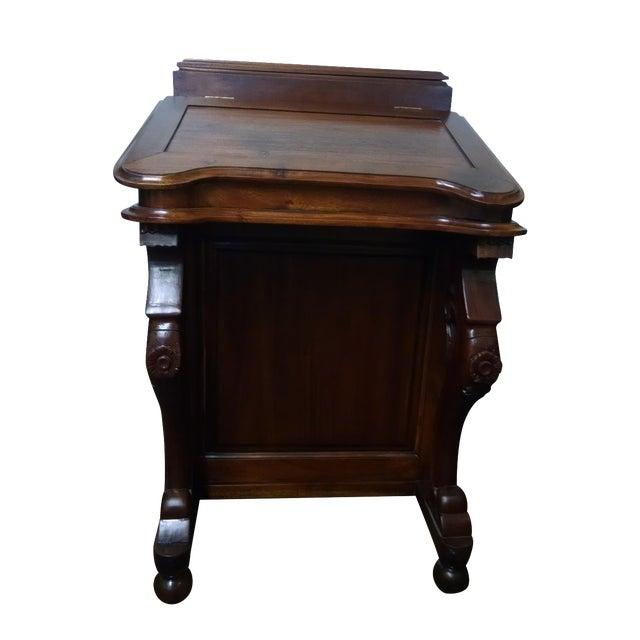 Davenport Captain's Writing Desk - Image 1 of 10