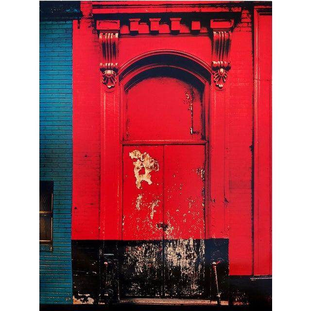 """""""Red Door"""" Poster by Sheldon Brody - Image 1 of 2"""