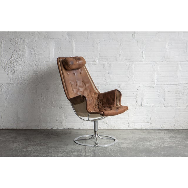 """Bruno Mathsson """"Jetson"""" Lounge Chair - Image 5 of 7"""
