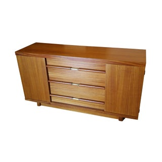American of Martinsville Mahogany Buffet
