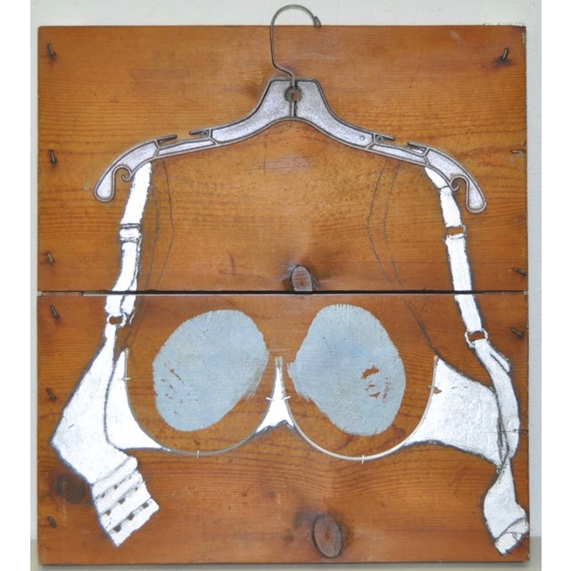 Image of Willy Scholten Mixed Media Sculpture 1993