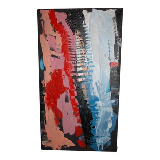 """""""Blink"""" Abstract Acrylic Painting"""