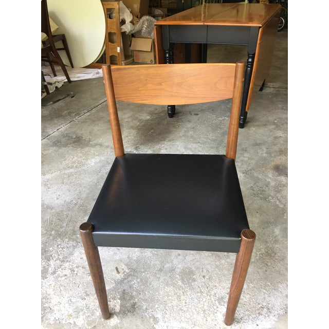 Danish Modern Side Chair - Image 2 of 5