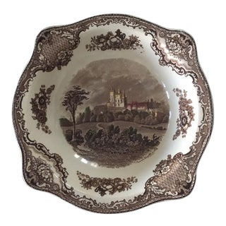 Johnson Brothers British Castles Serving Bowl
