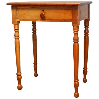 19th Century Federal Side Table