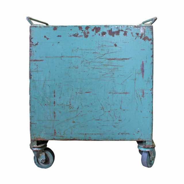 Image of Vintage Industrial Bar Cart