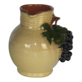 Italian Terracotta Pitcher