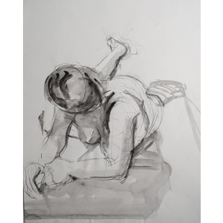 Figurative Nude Drawing