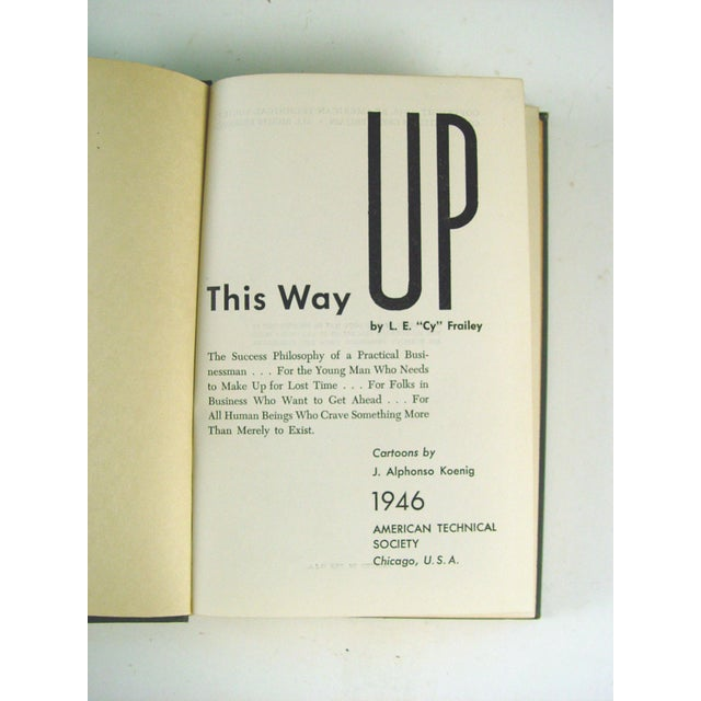 Vintage 1946 'This Way Up' Book - Image 3 of 6