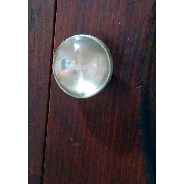 "Antique ""Fair Lady"" Mirrored Medicine Cabinet - Image 5 of 8"