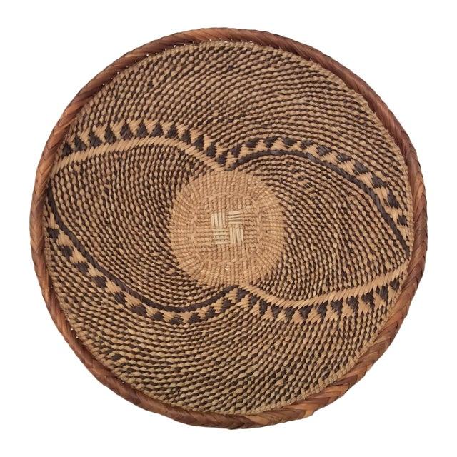 Image of African Basket Bowl