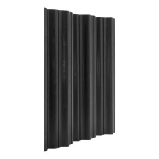 Eames for Herman Miller Molded Plywood Ebony Folding Screen, 1st Series Reissue