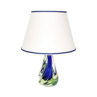 Val Saint Lambert Table Lamp
