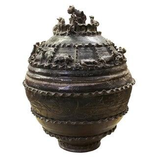 Han Dynasty-Style Ceremonial Jar