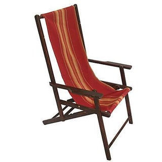 1950s Beach Chair
