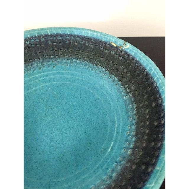 Vintage Italian Raymor Bitossi Pottery Bowl - Image 6 of 6