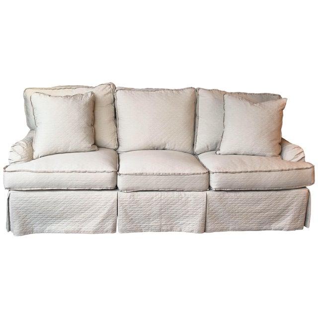 Lee Industries Slipcovered Sofa Chairish
