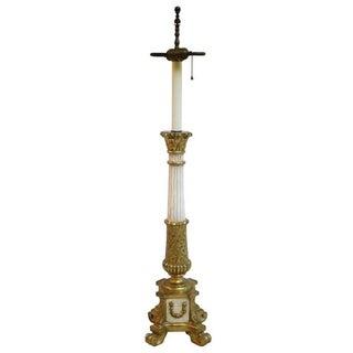 Italian Florentine Lamp