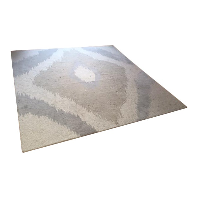 Image of Square Area Rug - 8' x 8'