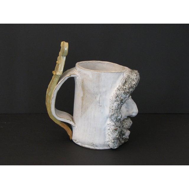 Image of Jerry Garcia Heavy Pottery Mug