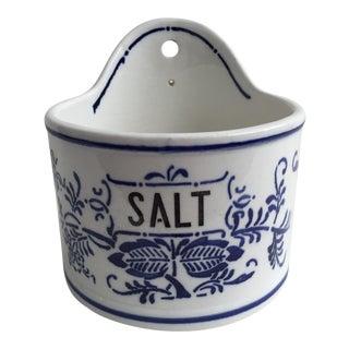 Vintage Salt Cellar