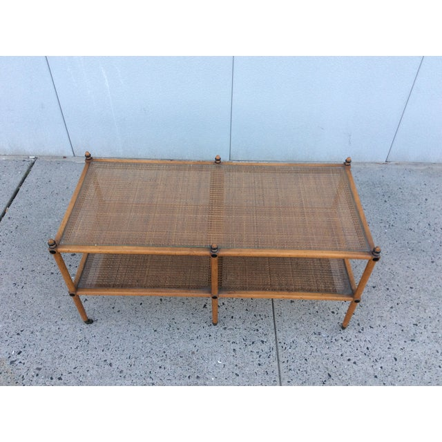 1960's Hollywood Regency Two Tiered Console - Image 9 of 11