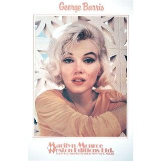 George Barris-Marilyn Monroe- Ethereal Pleasure-1982 Poster