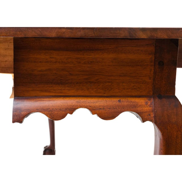 18th Century American Dropleaf Table With Written Provenance - Image 4 of 11